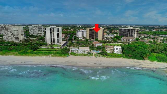 4748 S Ocean Boulevard #1101, Highland Beach, FL 33487 (MLS #RX-10643298) :: Berkshire Hathaway HomeServices EWM Realty