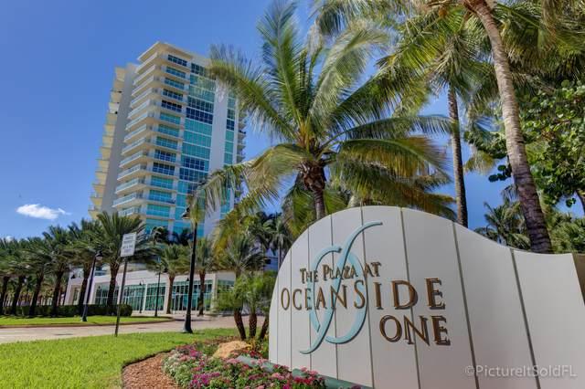 1 N Ocean Boulevard #1209, Pompano Beach, FL 33062 (MLS #RX-10643309) :: Berkshire Hathaway HomeServices EWM Realty