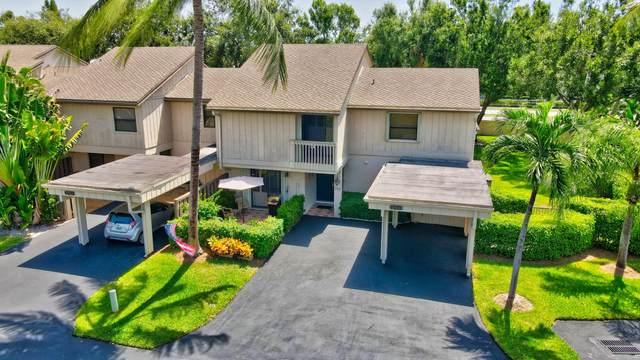 242 Deer Creek Wildwood Lane E, Deerfield Beach, FL 33442 (#RX-10643323) :: Ryan Jennings Group