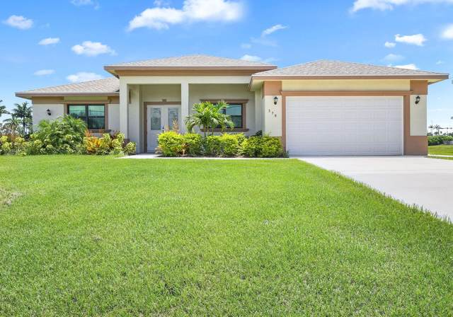 378 SW Ridgecrest Drive, Port Saint Lucie, FL 34953 (MLS #RX-10643325) :: Castelli Real Estate Services
