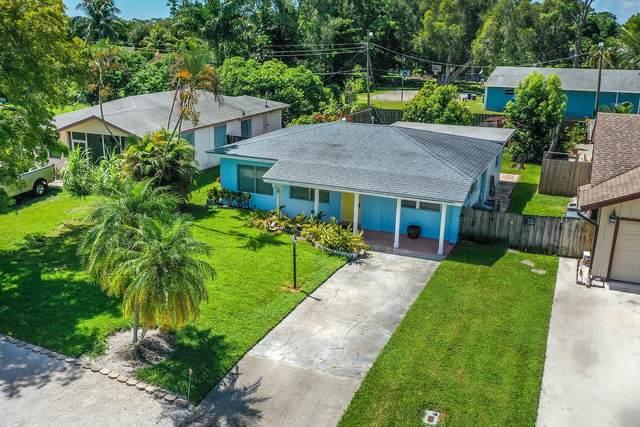 5442 Washington Road, Delray Beach, FL 33484 (#RX-10643328) :: Ryan Jennings Group