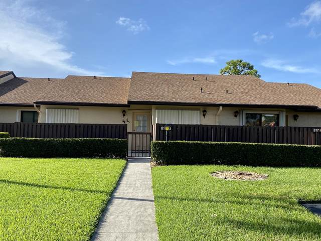 817 Sky Pine Way G, Greenacres, FL 33415 (#RX-10643342) :: Ryan Jennings Group