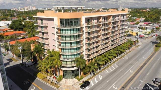 1690 SW 27th Avenue #609, Miami, FL 33145 (#RX-10643371) :: Ryan Jennings Group
