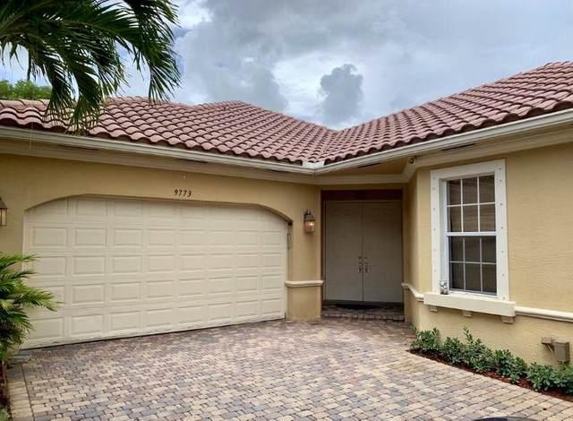 9773 Cobblestone Creek Drive, Boynton Beach, FL 33472 (#RX-10643416) :: Ryan Jennings Group