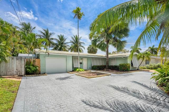 4730 NE 22nd Avenue, Lighthouse Point, FL 33064 (#RX-10643457) :: Ryan Jennings Group