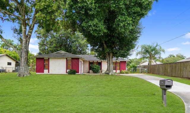 1720 SW Beeker Street, Port Saint Lucie, FL 34953 (MLS #RX-10643465) :: Castelli Real Estate Services