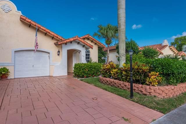 5191 Casa Real Drive, Delray Beach, FL 33484 (#RX-10643496) :: Ryan Jennings Group