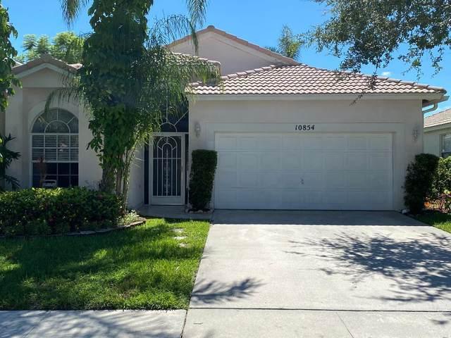 10854 Fillmore Drive, Boynton Beach, FL 33437 (#RX-10643507) :: Ryan Jennings Group