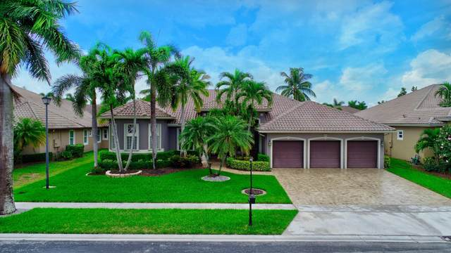 21741 Fall River Drive, Boca Raton, FL 33428 (#RX-10643531) :: Ryan Jennings Group