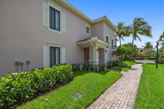 2810 Grande Parkway #107, Palm Beach Gardens, FL 33410 (#RX-10643543) :: The Rizzuto Woodman Team