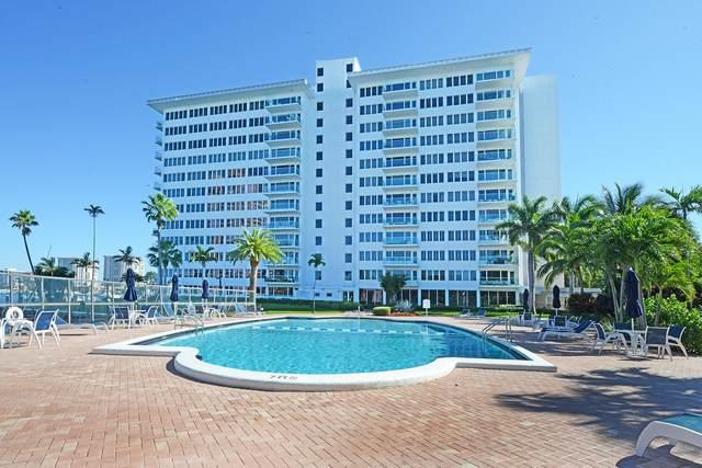 701 E Camino Real 9-E, Boca Raton, FL 33432 (#RX-10643549) :: Posh Properties