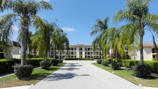 313 Lake Circle #212, North Palm Beach, FL 33408 (MLS #RX-10643551) :: Berkshire Hathaway HomeServices EWM Realty