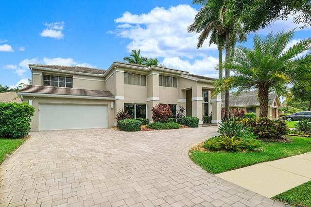 10855 Avenida Santa Ana, Boca Raton, FL 33498 (#RX-10643573) :: Ryan Jennings Group