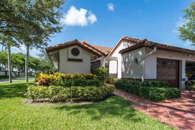 6459 Royal Manor Circle, Delray Beach, FL 33484 (#RX-10643576) :: Ryan Jennings Group