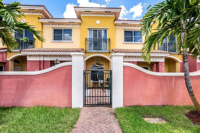 3539 NW 30th Court, Lauderdale Lakes, FL 33311 (#RX-10643622) :: Posh Properties