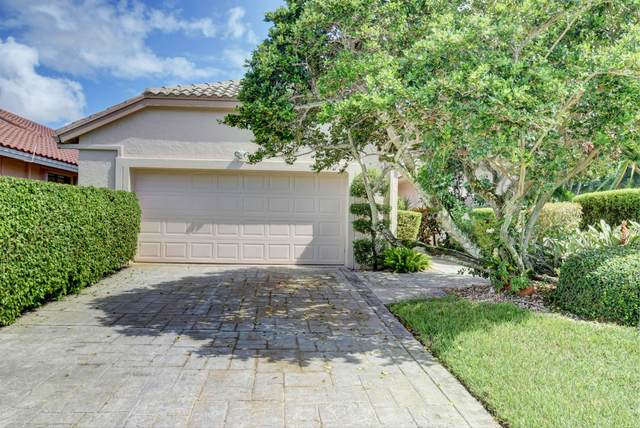 19452 Cedar Glen Drive, Boca Raton, FL 33434 (MLS #RX-10643681) :: The Jack Coden Group