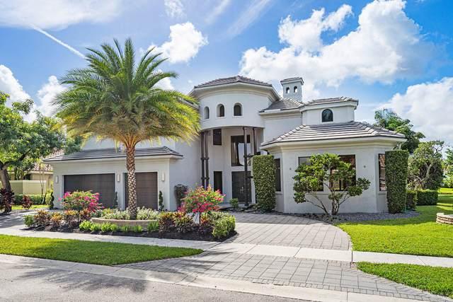 5820 Harrington Way, Boca Raton, FL 33496 (#RX-10643705) :: Ryan Jennings Group