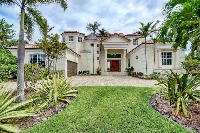 81 Island Drive S, Ocean Ridge, FL 33435 (#RX-10643721) :: Posh Properties