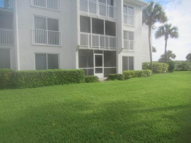 2400 S Ocean Drive #312, Fort Pierce, FL 34949 (MLS #RX-10643735) :: Berkshire Hathaway HomeServices EWM Realty