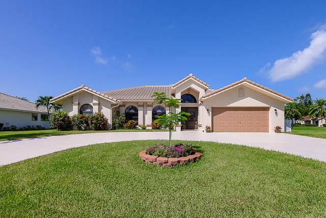 718 SE Hidden River Drive, Port Saint Lucie, FL 34983 (MLS #RX-10643751) :: Berkshire Hathaway HomeServices EWM Realty