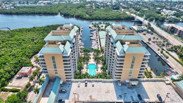 700 E Boynton Beach Boulevard #410, Boynton Beach, FL 33435 (MLS #RX-10643798) :: Berkshire Hathaway HomeServices EWM Realty