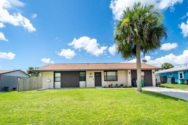 282 SE Grove Avenue, Port Saint Lucie, FL 34983 (#RX-10643819) :: Ryan Jennings Group