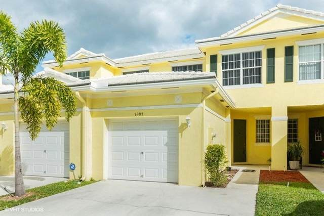 6905 Blue Skies Drive, Lake Worth, FL 33463 (#RX-10643836) :: Real Estate Authority