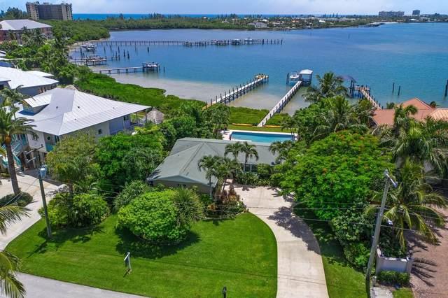 1647 Thumb Point Drive, Fort Pierce, FL 34949 (MLS #RX-10643842) :: Berkshire Hathaway HomeServices EWM Realty