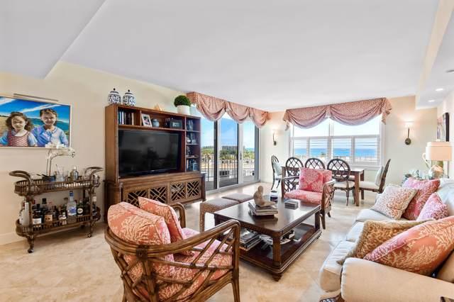 2295 S Ocean Boulevard #717, Palm Beach, FL 33480 (#RX-10643852) :: Ryan Jennings Group