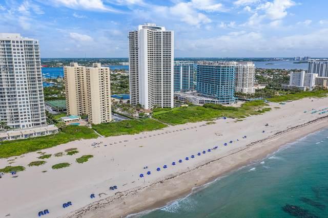 2800 N Ocean Drive B-9B, Riviera Beach, FL 33404 (#RX-10643861) :: Baron Real Estate