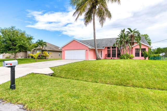6830 NW Granger Avenue, Port Saint Lucie, FL 34983 (#RX-10643869) :: Ryan Jennings Group