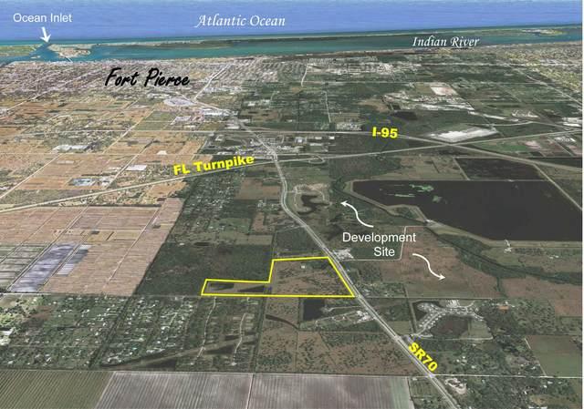 9950 Okeechobee Road, Fort Pierce, FL 34945 (MLS #RX-10643883) :: Berkshire Hathaway HomeServices EWM Realty