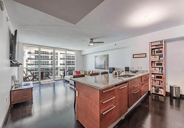 1830 S Ocean Drive #1605, Hallandale Beach, FL 33009 (MLS #RX-10643885) :: Berkshire Hathaway HomeServices EWM Realty