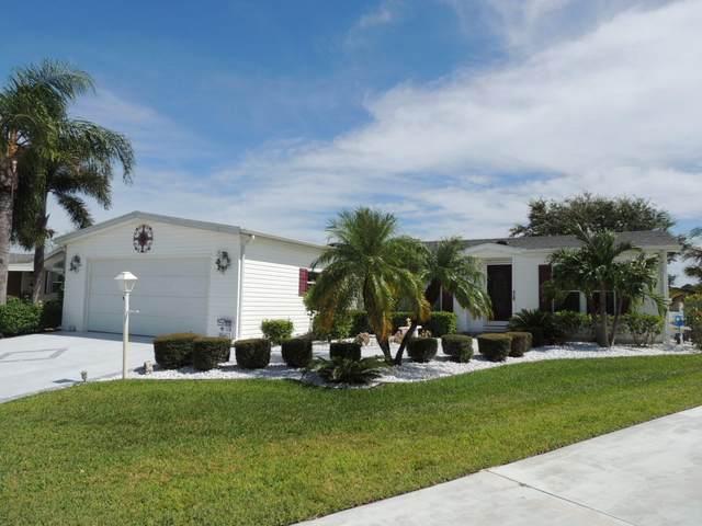 3120 Palm Warbler Court, Port Saint Lucie, FL 34952 (MLS #RX-10643945) :: Berkshire Hathaway HomeServices EWM Realty