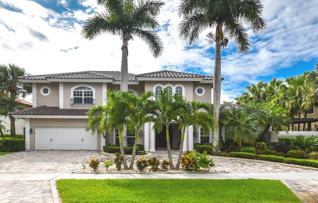 6164 NW 32nd Avenue, Boca Raton, FL 33496 (MLS #RX-10643982) :: The Paiz Group