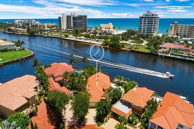 639 Pelican Way, Delray Beach, FL 33483 (MLS #RX-10643998) :: Berkshire Hathaway HomeServices EWM Realty