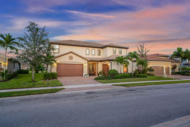 459 Sonoma Isles Circle, Jupiter, FL 33478 (MLS #RX-10644046) :: Laurie Finkelstein Reader Team