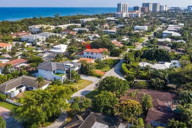 470 NE Wavecrest Court, Boca Raton, FL 33432 (#RX-10644068) :: Posh Properties