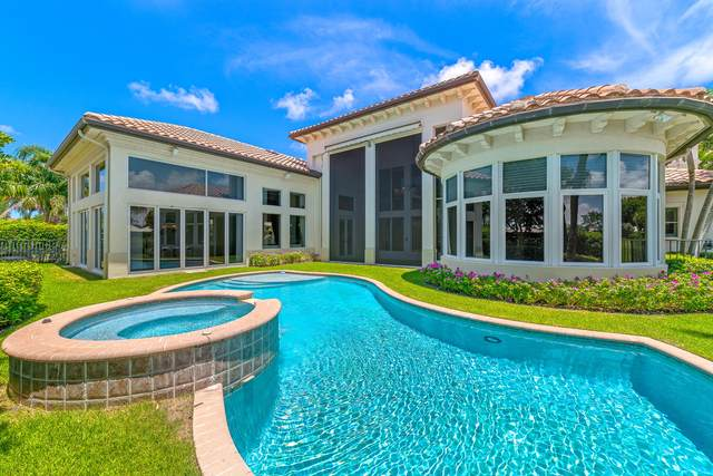 4643 Bocaire Boulevard, Boca Raton, FL 33487 (MLS #RX-10644114) :: The Paiz Group