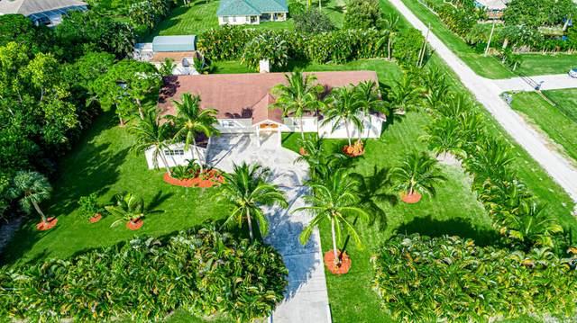 16067 71st Drive N, West Palm Beach, FL 33418 (MLS #RX-10644119) :: Cameron Scott with RE/MAX
