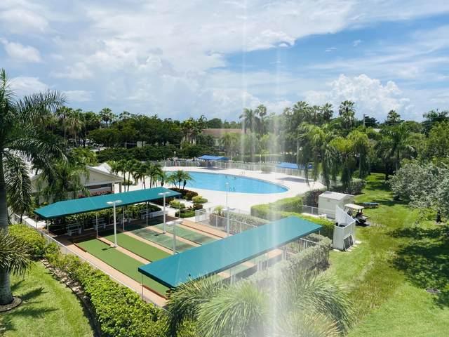 7813 Trent Drive #412, Tamarac, FL 33321 (MLS #RX-10644123) :: Castelli Real Estate Services