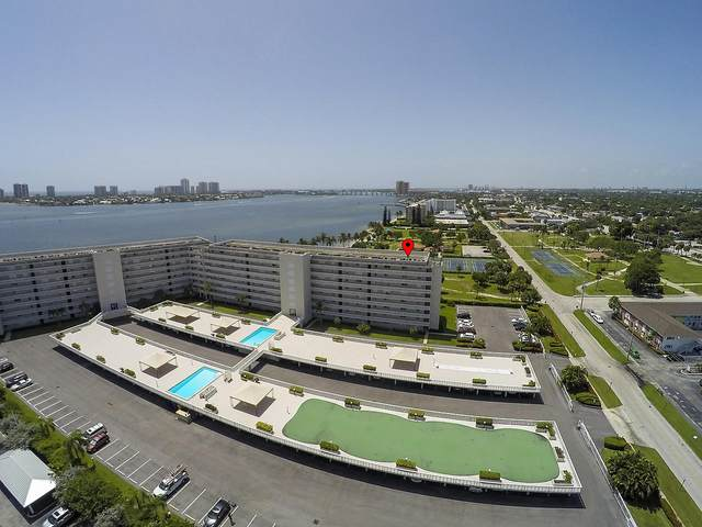 801 Lake Shore Drive #617, Lake Park, FL 33403 (#RX-10644126) :: Baron Real Estate
