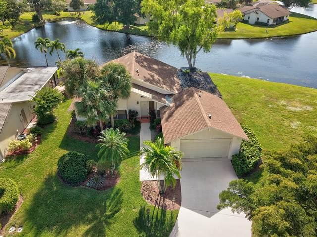 5644 Willow Creek Lane, Delray Beach, FL 33484 (#RX-10644127) :: Posh Properties