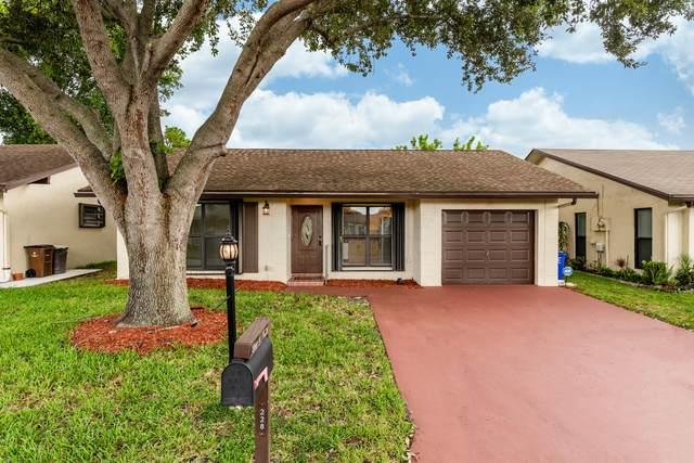 1990 SW 17th Drive, Deerfield Beach, FL 33442 (#RX-10644146) :: Posh Properties
