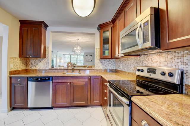 15075 Witney Road #206, Delray Beach, FL 33484 (MLS #RX-10644148) :: Cameron Scott with RE/MAX