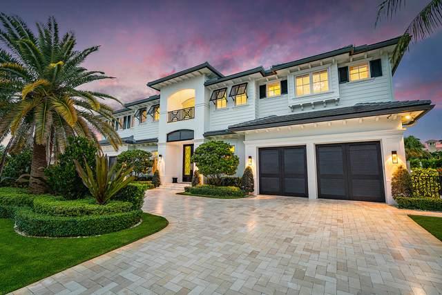 2430 NE 32 Court, Lighthouse Point, FL 33064 (MLS #RX-10644161) :: Berkshire Hathaway HomeServices EWM Realty