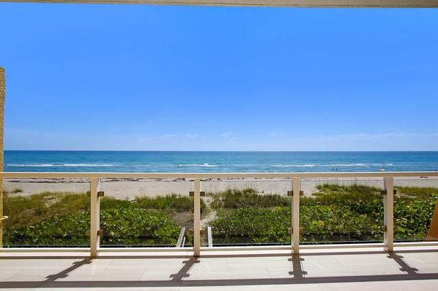 1006 Ocean Drive, Juno Beach, FL 33408 (#RX-10644165) :: The Rizzuto Woodman Team