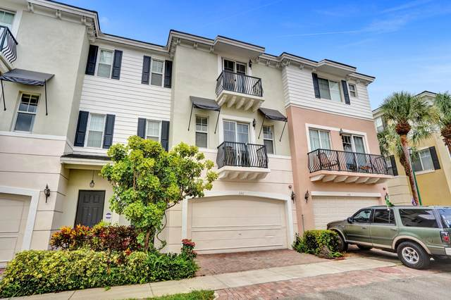 532 NW 39th Circle, Boca Raton, FL 33431 (MLS #RX-10644188) :: The Paiz Group