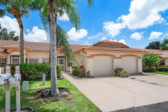 8060 Summer Shores Drive, Delray Beach, FL 33446 (#RX-10644197) :: Posh Properties