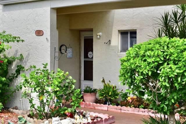 2541 Boundbrook Boulevard #117, Palm Springs, FL 33406 (MLS #RX-10644223) :: Berkshire Hathaway HomeServices EWM Realty